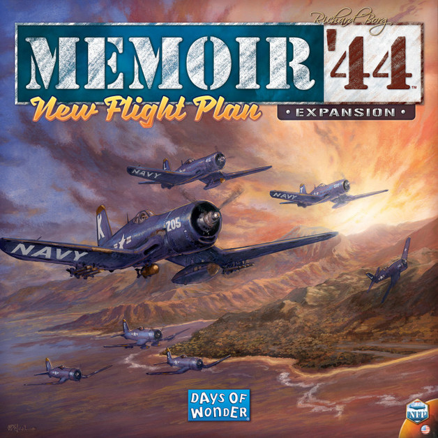Memoir' 44 - New Flight Plan