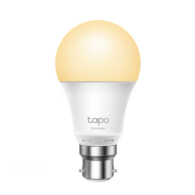 TP-Link Tapo L510B B22 8.7W Smart Wi-Fi Dimmable LED Bulb