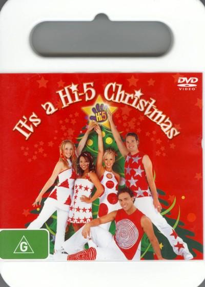 Hi-5 - It's A Hi-5 Christmas on DVD image