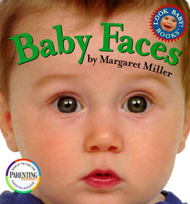 Baby Faces: Look Baby! Books by Margaret Miller image