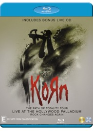 Korn: Live at the Hollywood Paladium + Bonus Live CD (2 Disc Set) on  by Korn