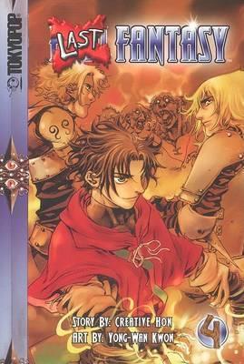 Last Fantasy: v. 4 by Hon Kwon Gang
