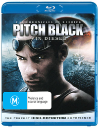 Pitch Black on Blu-ray