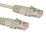 25m UTP Cat5e Network Cable - Grey