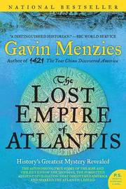 Lost Empire Atlantis PB by Gavin Menzies