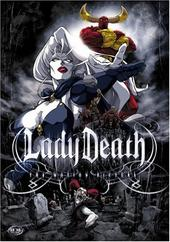 Lady Death on DVD