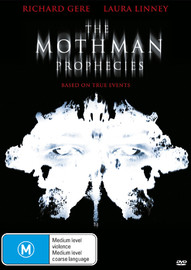 The Mothman Prophecies (2 Disc Special Edition) on DVD