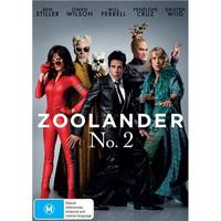 Zoolander 2 - Magnum Edition on DVD