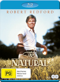 The Natural [Special Edition] on Blu-ray