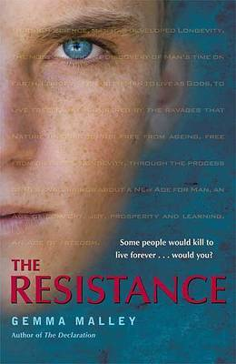The Resistance by Gemma Malley image