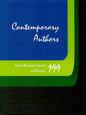 Contemporary Authors New Revision Series: A Bio-Bibliographical Guide to Current Writers in Fiction, General Non-Fiction, Poetry, Journalism, Drama, Motion Pictures, Television, and Other Fields