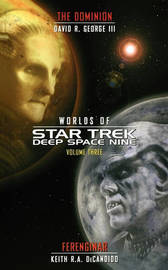 Star Trek: Deep Space Nine: Worlds of Deep Space Nine #3 by Keith R.A. DeCandido image
