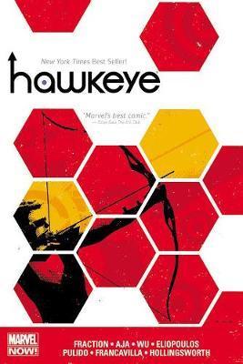 Hawkeye Volume 2 (oversized) by Matt Fraction