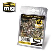 Dry Leaves- European Mixture