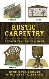 Rustic Carpentry image