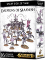 Warhammer Start Collecting! Daemons of Slaanesh