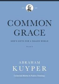 Common Grace (Volume 2) by Abraham Kuyper image