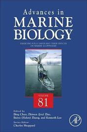 Advances in Marine Biology: Volume 81 by Sheppard image