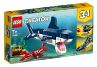 LEGO Creator - Deep Sea Creatures (31088)