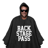 Wanted Poncho - Backstage Pass