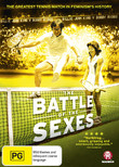 The Battle of the Sexes on DVD