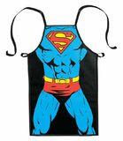 Superman Costume Cape Apron