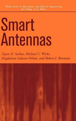 Smart Antennas by T. K. Sarkar image