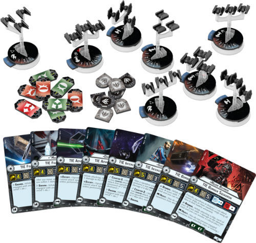 Star Wars Armada Imperial Fighter Squadrons image