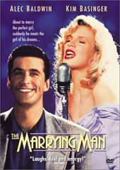 The Marrying Man on DVD