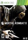 Mortal Kombat X for Xbox 360