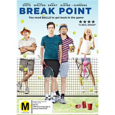 Break Point on DVD