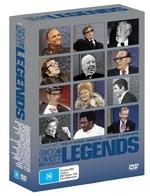 Dick Cavett Show, The - Legends (8 Disc Box Set) on DVD