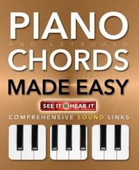 Piano and Keyboard Chords Made Easy by Jake Jackson