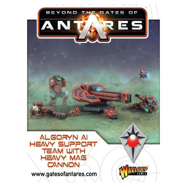 Beyond the Gates of Antares: Algoryn Heavy Mag Cannon image