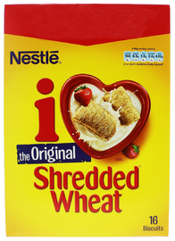 Nestlé Shredded Wheat (360g) BULK 8pk