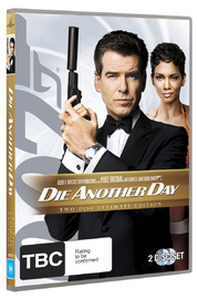 Die Another Day - Special Edition (2 Disc Set) on DVD