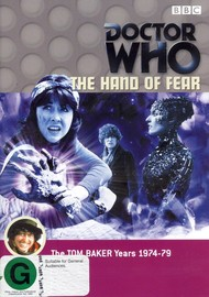 Doctor Who: The Hand of Fear on DVD image