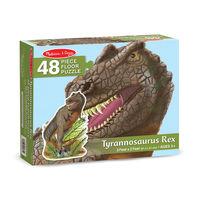 Melissa & Doug - Tyrannosaurus Rex Floor Puzzle