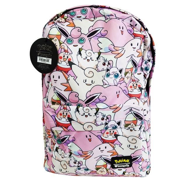 Loungefly: Pokemon Clefairy Backpack