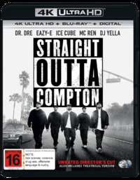 Straight Outta Compton on UHD Blu-ray