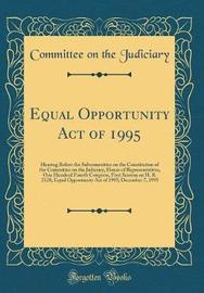 Equal Opportunity Act of 1995 by Committee on the Judiciary image