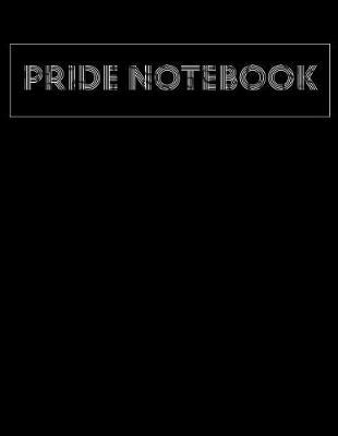 Pride Notebook by Paper Kate Publishing