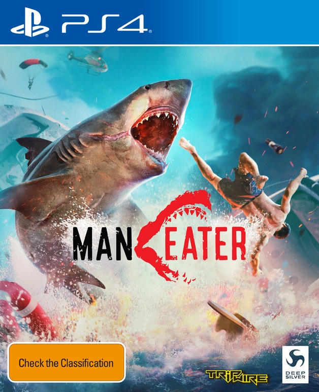 Maneater Day One Edition for PS4