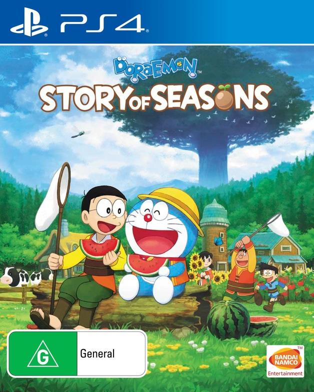 Doraemon Story of Seasons for PS4