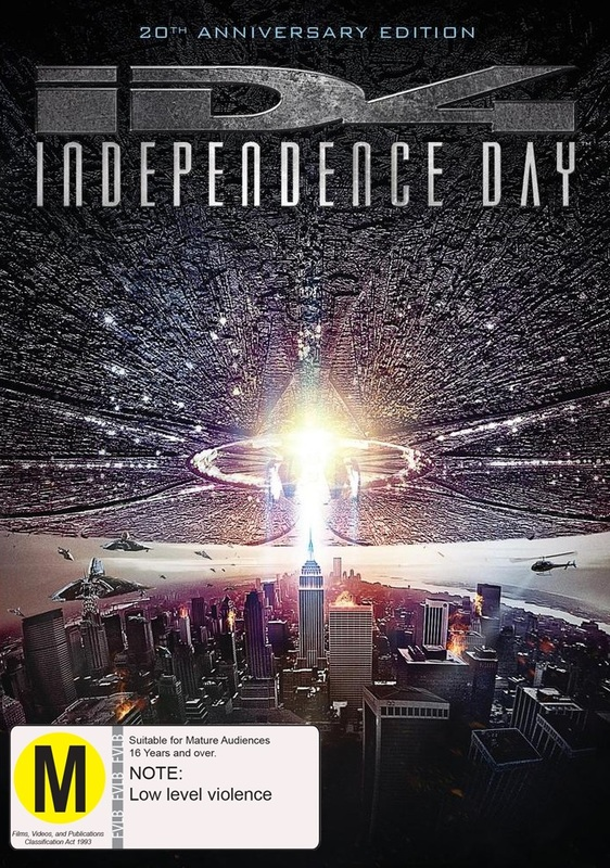 Independence Day on DVD