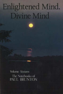Enlightened Mind, Divine Mind by Paul Brunton image