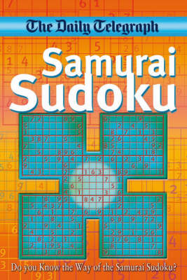 "The ""Daily Telegraph"" Samurai Sudoku image"