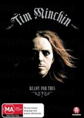 Tim Minchin - Ready For This? on DVD