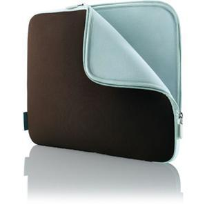 "Belkin 14"" Notebook Sleeve Chocolate/Touramaline"