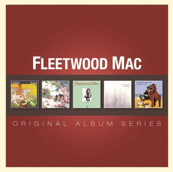 5 Albums in 1 - Original Album Series by Fleetwood Mac